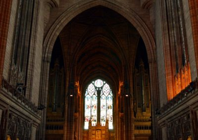 Photo: The Anglican cathedral