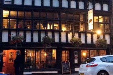 Photo: The Bear and Billet, Chester
