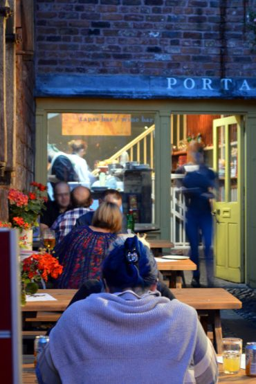 Photo: Porta - tapas and wine bar in Chester